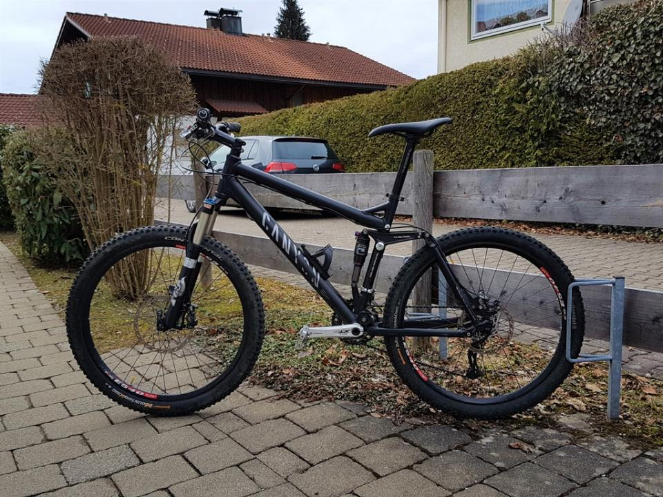 Canyon Nerve AM 7.0 Mountainbike - Bild 0