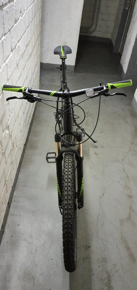 "Mountainbike 29 Cube acid eagle 2019 23""  - Bild 5"