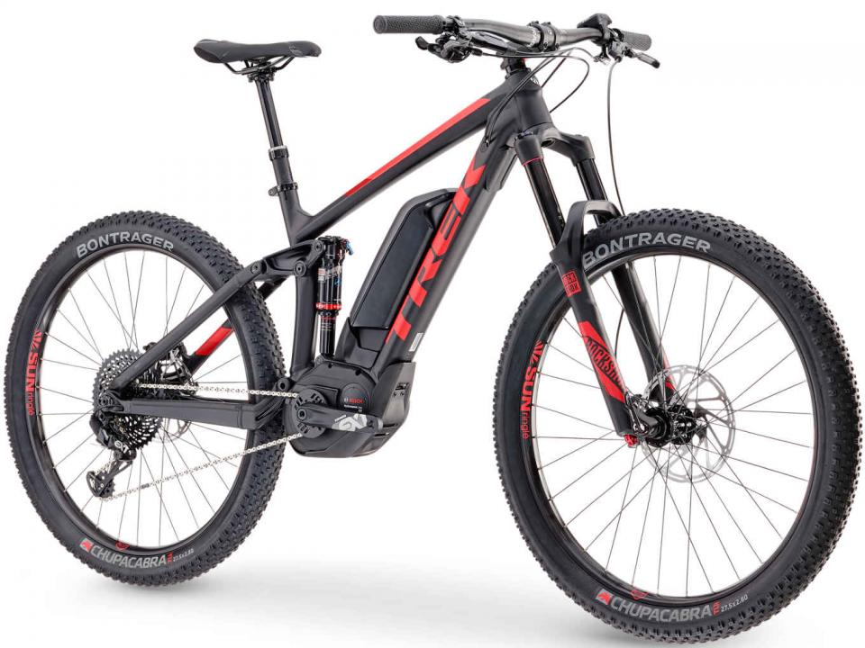 Trek Powerfly 9 LT Plus Electric Bike - Bild 0