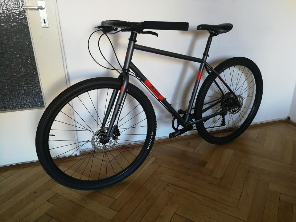Gravel bike, breezer  - Bild 0