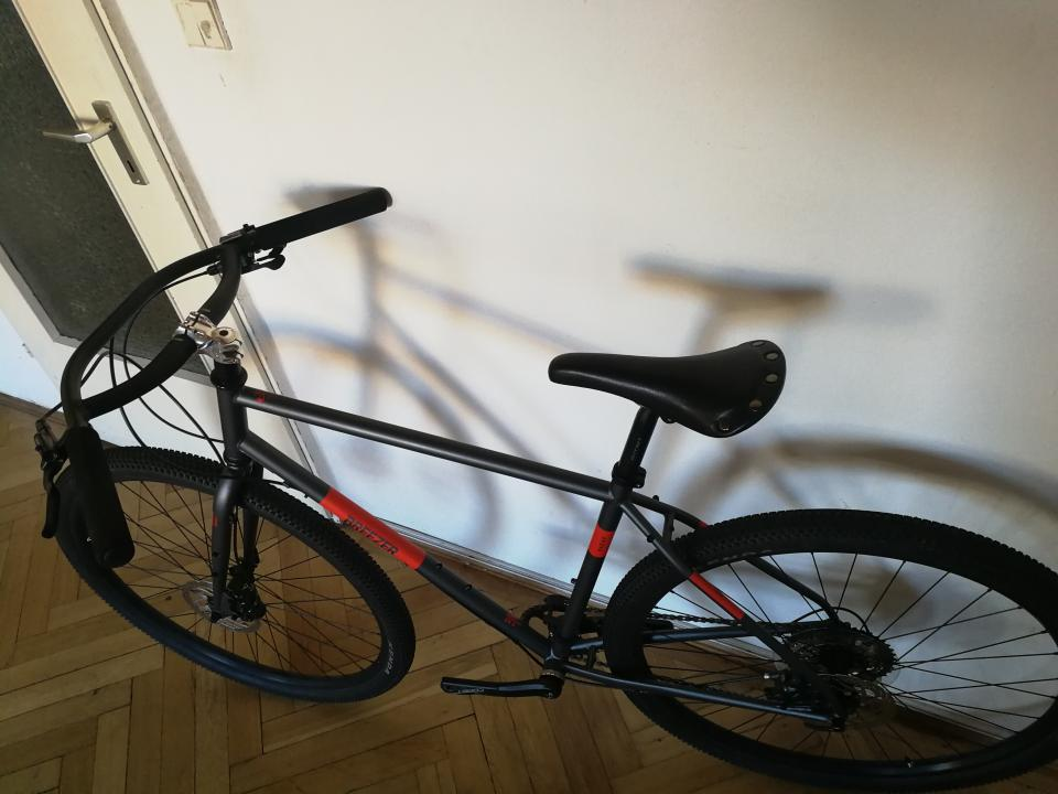 Gravel bike, breezer  - Bild 3